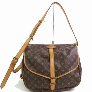 Louis Vuitton Saumur 35 Mono Shoulder Bag 11295